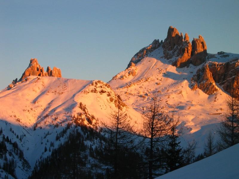 Dolomiti e Cortina in una giornata