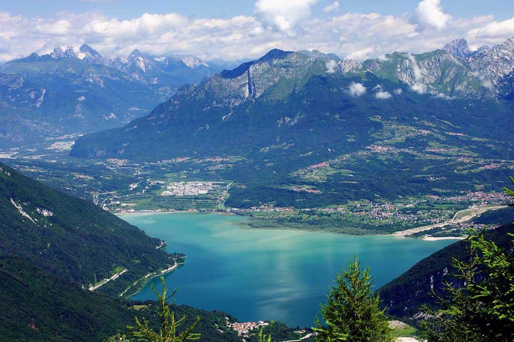 Lake Santa Croce