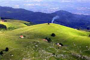 Trekking a partire da Vittorio Veneto