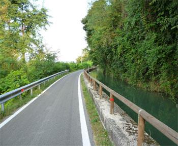 Bicycle vacations in Vittorio Veneto
